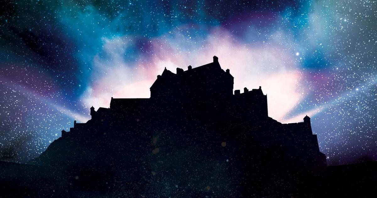 Edinburgh Castle of Light 2021